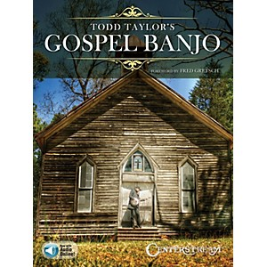 Centerstream Publishing Todd Taylor's Gospel Banjo Banjo Series Softcover A... by Centerstream Publishing