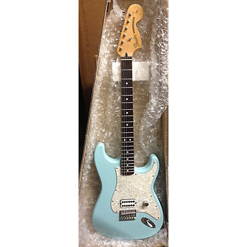 Fender Tom Delonge Signature Stratocaster Electric Guitar