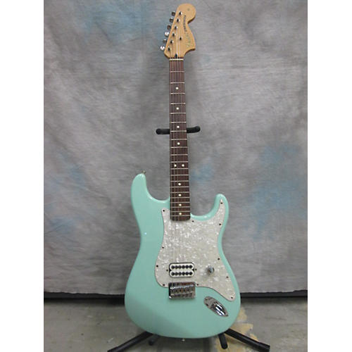 Fender Tom Delonge Signature Stratocaster Sea Foam Green Electric Guitar