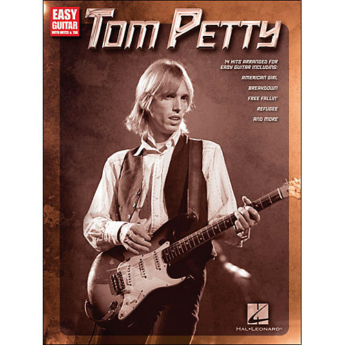 Hal Leonard Tom Petty - Easy Guitar Collection (with Tab)-thumbnail