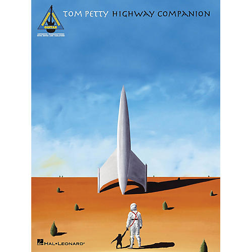 Hal Leonard Tom Petty - Highway Companion Guitar Tab Songbook