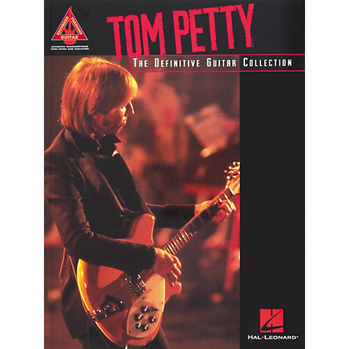 Hal Leonard Tom Petty - The Definitive Guitar Tab Songbook Collection-thumbnail