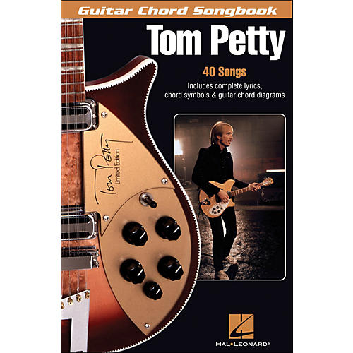 Hal Leonard Tom Petty Guitar Chord Songbook-thumbnail