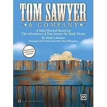 Alfred Tom Sawyer & Company Book & CD
