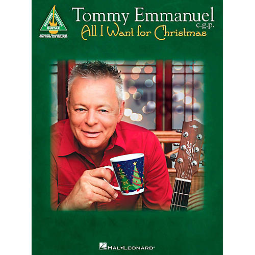 Hal Leonard Tommy Emmanuel - All I Want For Christmas-thumbnail