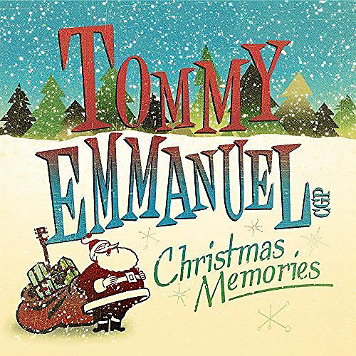 Alliance Tommy Emmanuel - Christmas Memories