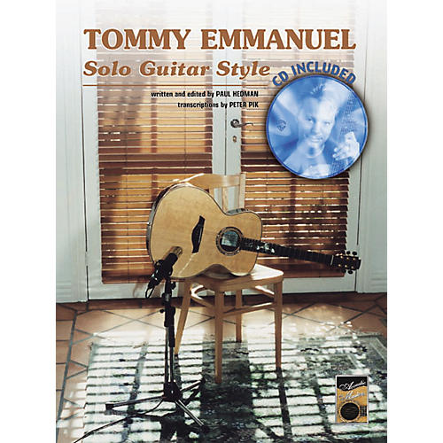 Alfred Tommy Emmanuel Solo Guitar Style