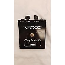 Vox Tone Bender Effect Pedal