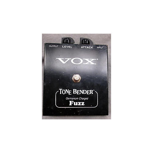 Vox Tone Bender Germanium Charged Fuzz Effect Pedal-thumbnail