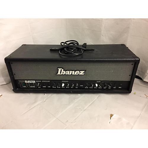 used ibanez tone blaster 100h solid state guitar amp head guitar center. Black Bedroom Furniture Sets. Home Design Ideas