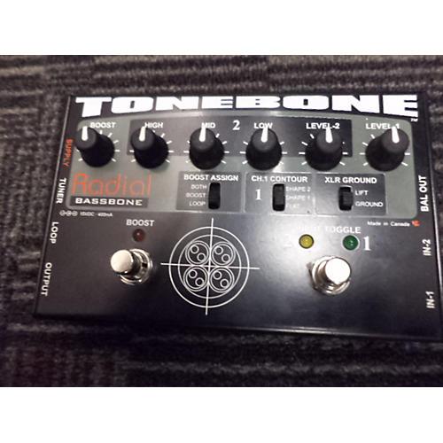 Radial Engineering Tone Bone Bassbone Bass Effect Pedal