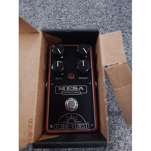Mesa Boogie Tone Burst Effect Pedal