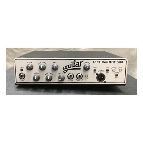 Aguilar Tone Hammer 500 500W Bass Amp Head-thumbnail