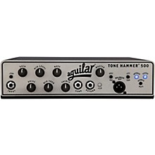 Aguilar Tone Hammer 500 Bass Amp Head Level 1 Black