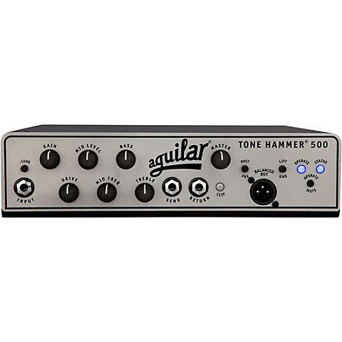Aguilar Tone Hammer 500 Bass Amp Head Black