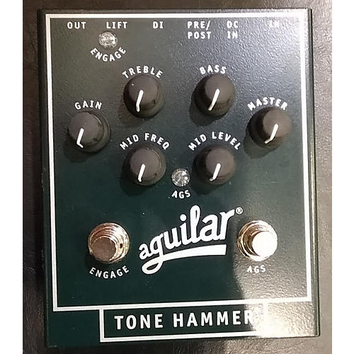 Aguilar Tone Hammer Bass Preamp/Direct Box Bass Preamp