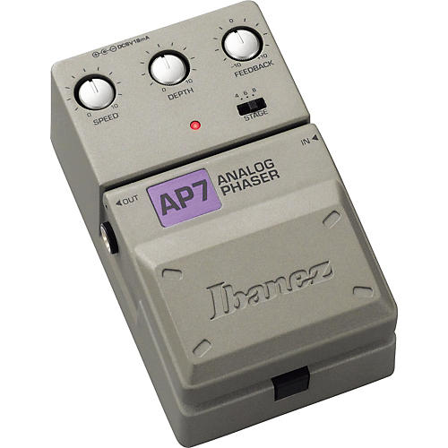 Ibanez Tone-Lok AP7 Analog Phaser Guitar Effects Pedal