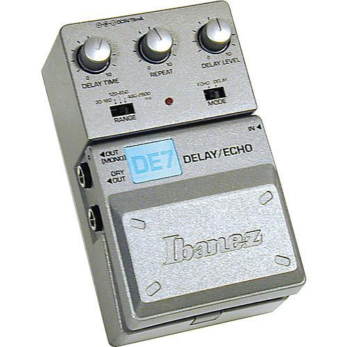 Ibanez Tone-Lok DE7 Delay/Echo Pedal