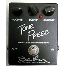 Barber Electronics Tone Press Parallel Compressor Effect Pedal