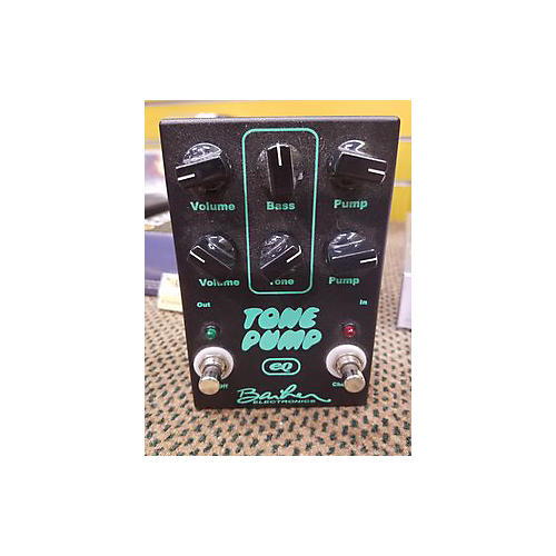 Barber Electronics Tone Pump EQ Pedal-thumbnail