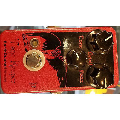 Earthquaker Devices Tone Reaper Fuzz Effect Pedal