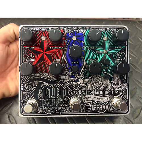 Electro-Harmonix Tone Tattoo Effect Processor-thumbnail