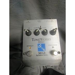 used korg tone works 301dl effect pedal guitar center. Black Bedroom Furniture Sets. Home Design Ideas