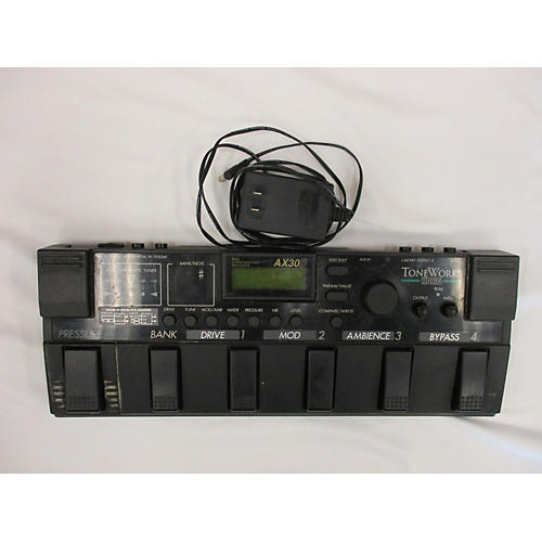 used korg tone works ax30b bass effect processor guitar center. Black Bedroom Furniture Sets. Home Design Ideas