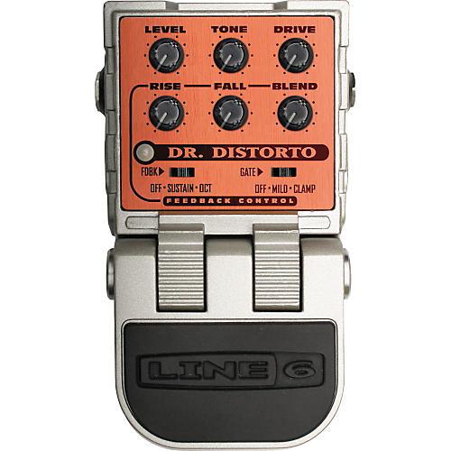 Line 6 ToneCore Dr. Distorto Pedal-thumbnail