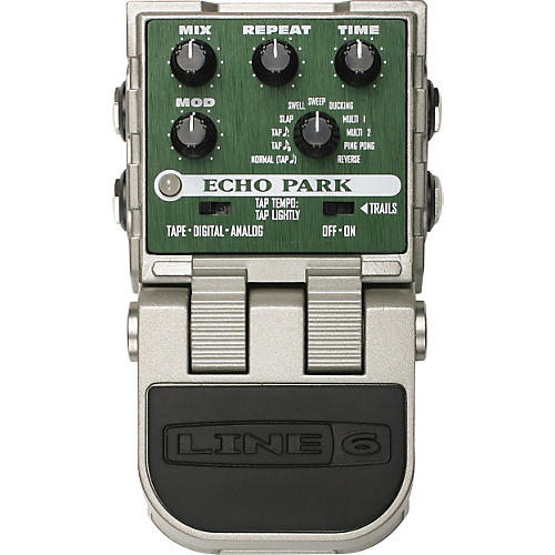 Line 6 ToneCore Echo Park Delay Guitar Effects Pedal-thumbnail