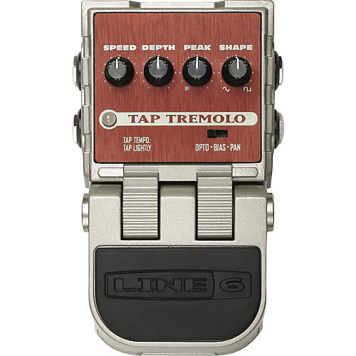 Line 6 ToneCore Tap Tremolo Guitar Effects Pedal-thumbnail