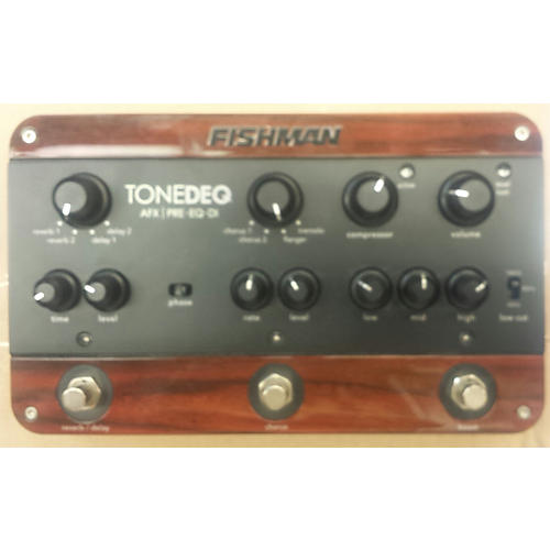Fishman ToneDEQ Effect Processor