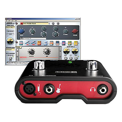 Line 6 TonePort UX1 USB Recording/Modeling Interface
