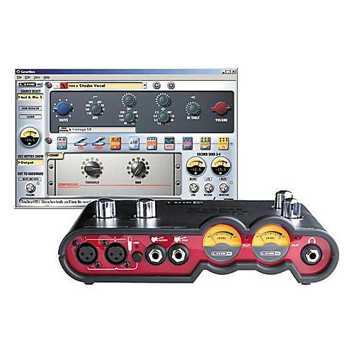 line 6 toneport ux2 usb recording modeling interface guitar center. Black Bedroom Furniture Sets. Home Design Ideas