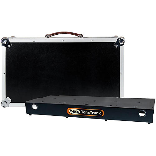 T-Rex Engineering ToneTrunk 70-XXL Pedal Board in Flight Case-thumbnail