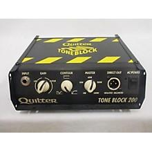 Quilter Labs Toneblock 200 Solid State Guitar Amp Head