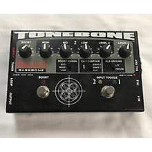 Radial Engineering Tonebone Bassbone Bass Effect Pedal