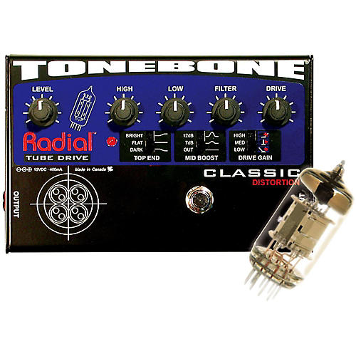 Radial Engineering Tonebone Classic Tube Distortion Pedal-thumbnail