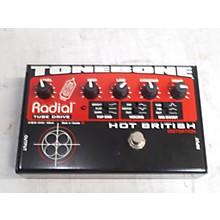 Radial Engineering Tonebone Hot British Distortion Effect Pedal