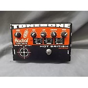 Radial Engineering Tonebone Hot British Tube Drive Effect Pedal