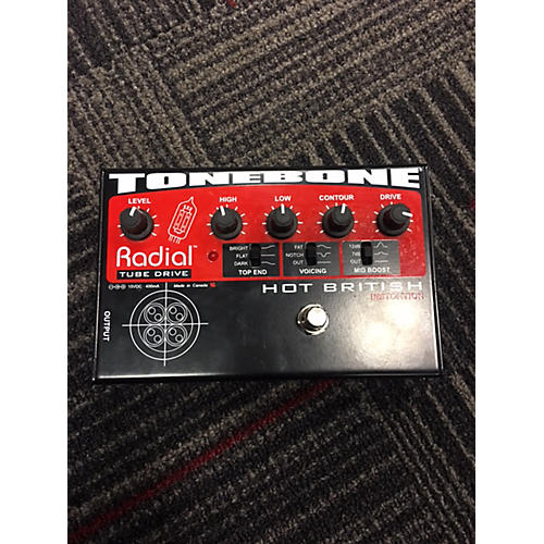 Radial Engineering Tonebone Hot British Tube Drive