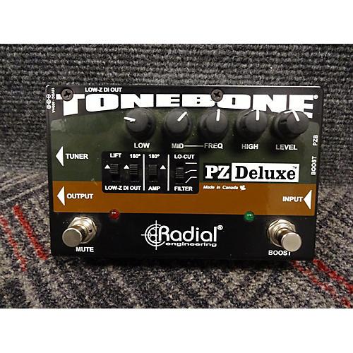 Radial Engineering Tonebone PZ Deluxe Pedal