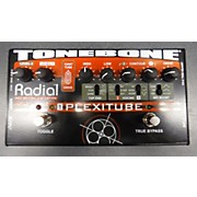 Radial Engineering Tonebone Plexitube 2 Channel Tube Effect Pedal