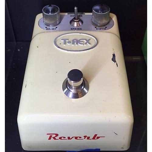 T-Rex Engineering Tonebug Reverb Effect Pedal-thumbnail