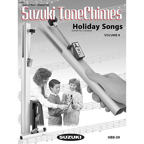 Suzuki Tonechime Arrangements 9 for Handbells Book-thumbnail
