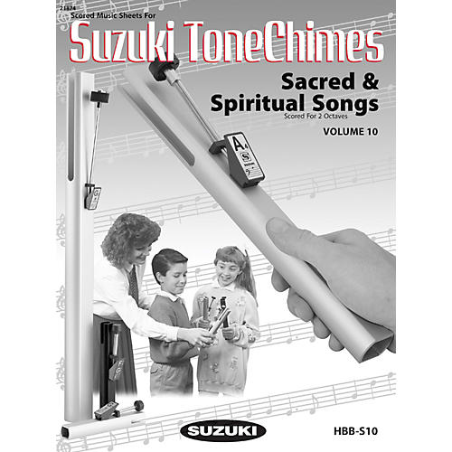 Suzuki Tonechime Arrangements Volume 10