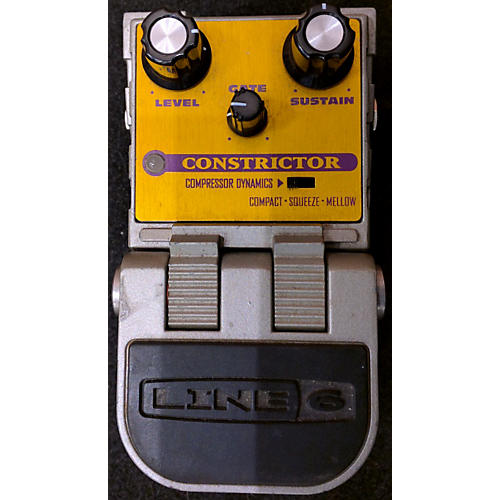 Line 6 Tonecore Constrictor Compressor Effect Pedal-thumbnail