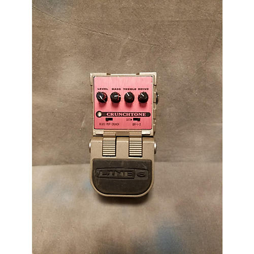 Line 6 Tonecore Crunchtone Overdrive Effect Pedal