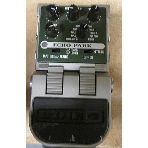 Line 6 Tonecore Echo Park Delay Effect Pedal-thumbnail