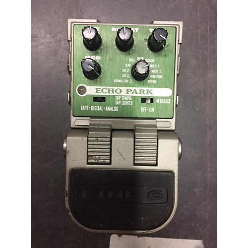 Echo Park Delay : used line 6 tonecore echo park delay effect pedal guitar center ~ Vivirlamusica.com Haus und Dekorationen